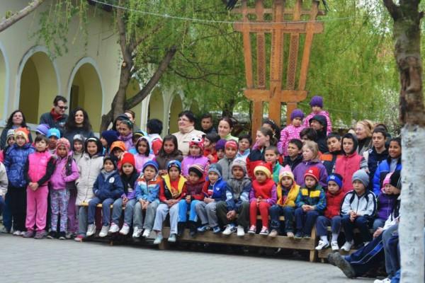 """CERT-Transilvania in sprijinul copiilor – """"Ne jucam si ajutam! """""""